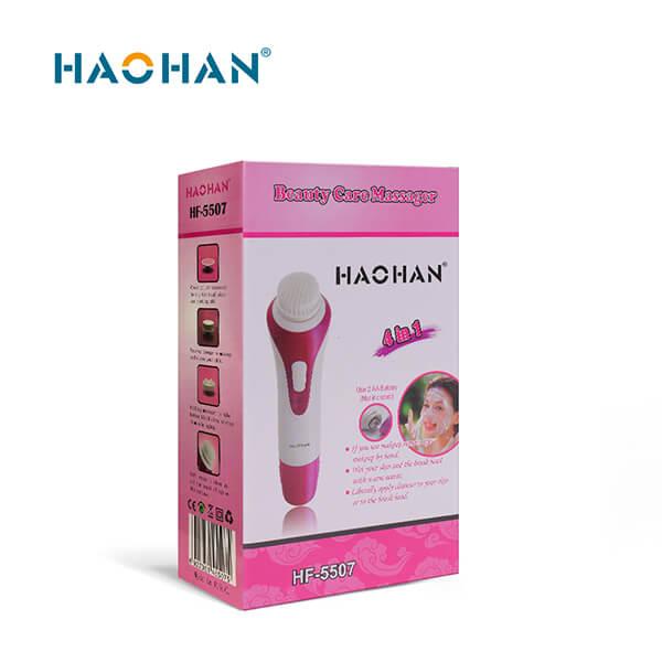 HF 5507 Facial Cleansing Brush 5 Zhejiang Haohan