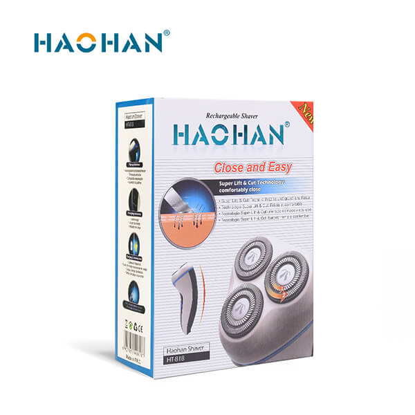 HT 818 Men Shaver 5 Zhejiang Haohan